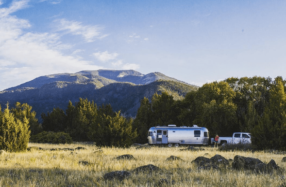 boondocking montana