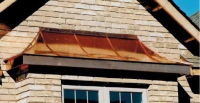 Exterior Copper Work #2