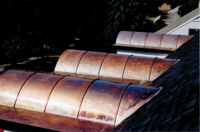 Exterior Copper Work #4