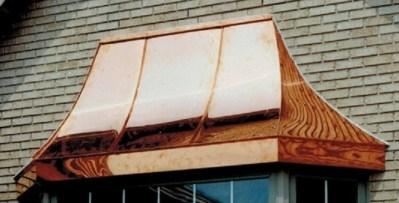 Exterior Copper Work #6