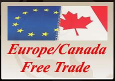 CETA Canada / Europe Free Trade