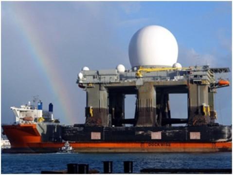 Mỹ sẽ đặt lá chắn tên lửa X-Band 2 ở miền Nam Nhật Bản và X-Band 3 đặt ở khu vực Đông Nam Á nhằm theo dõi Trung Quốc