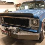 73 79 Chevy Gmc Squarebody Tindust Grilles