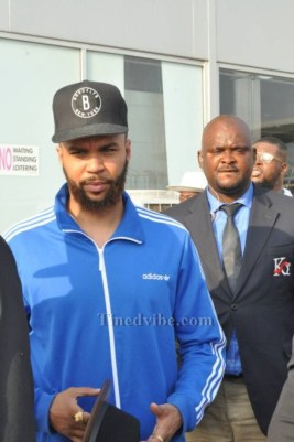"Jidenna Storms Nigeria For ""Live Your Music"" Parties"