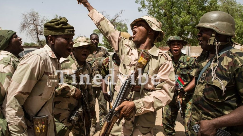 Nigerian Army Recruitment Form 2018/2019 – is Army Form Out for Sale?
