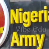 2018 - 2019 Nigerian Army 77RRI Recruitment Form