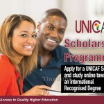 Apply For UNICAF UK Master's Degree Scholarship in Public Health