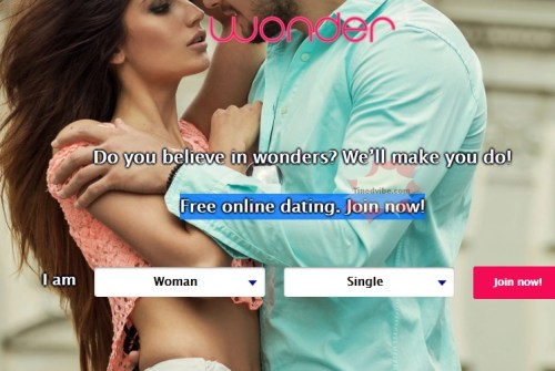Do you believe in wonders? Join Free Online Wonder Dating  Site HERE!