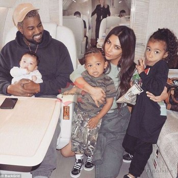 Kanye West 'missed' Kim Kardashian when she opted