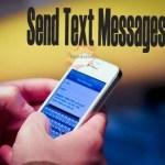 Send text message online opentextingonline.com
