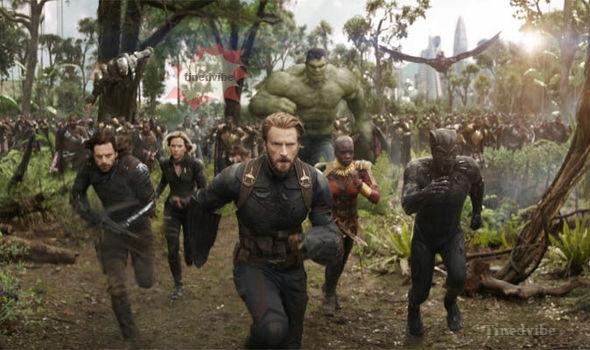 Watch Full HD Movie Avengers Infinity War khetrimaza, O2tvseries