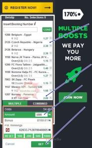 How To Start Bet9ja Booking Codes - Bet9ja Old Mobile Bet9ja com Site