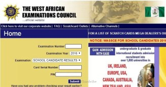 2018 WAEC RESULT CHECKER www.waecdirect.org