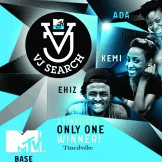 2018 MTV BASE VJ SEARCH Audition Form