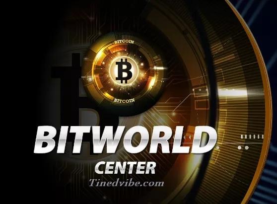 Bitworld Center Login Page