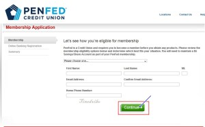 Penfed Login - Penfed Credit Union Login