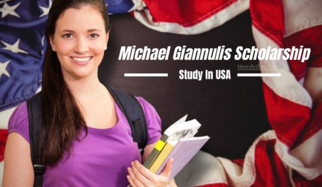 Michael Giannulis Scholarship in the United States