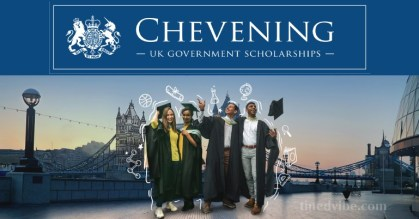 Chevening Scholarships in UK