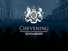 British Chevening Scholarships in UK for International Students 2021 – 2022