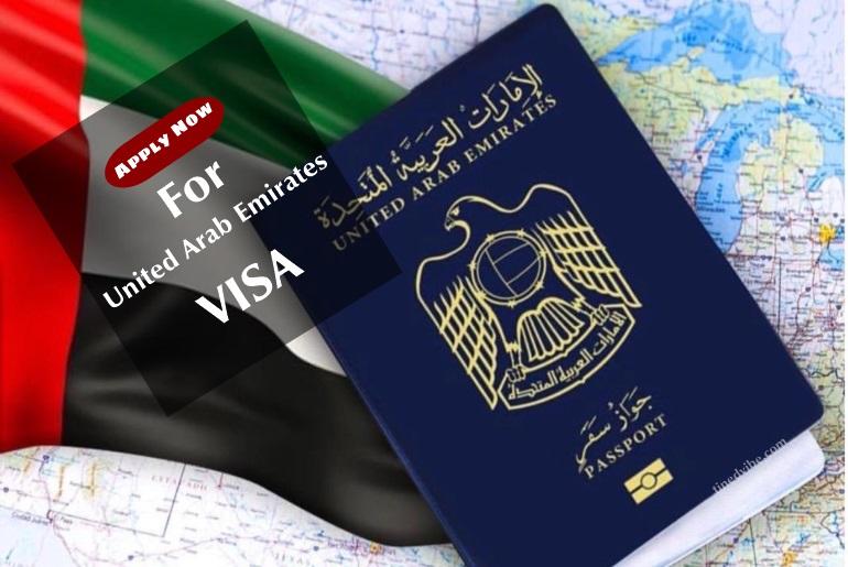 United Arab Emirates Visa Online Application