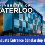 University of Waterloo Undergraduate and Postgraduate Scholarships in Canada