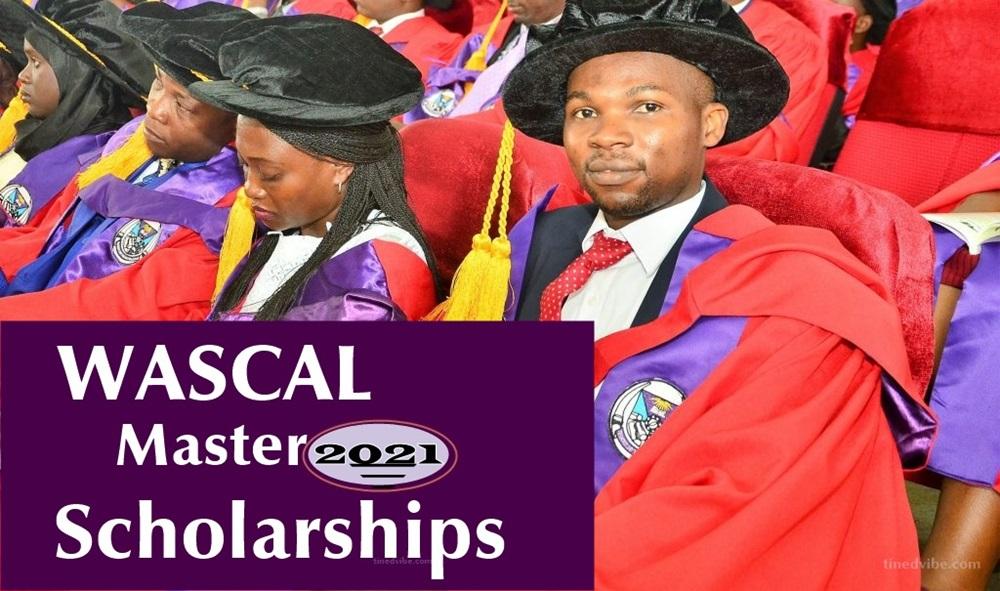 WASCAL Master Scholarships