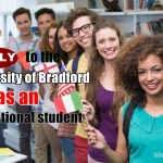 How to apply to the University of Bradford As an International students