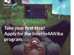 Microsoft Interns4Afrika Program 2022 for young African Graduates (Paid Internship)