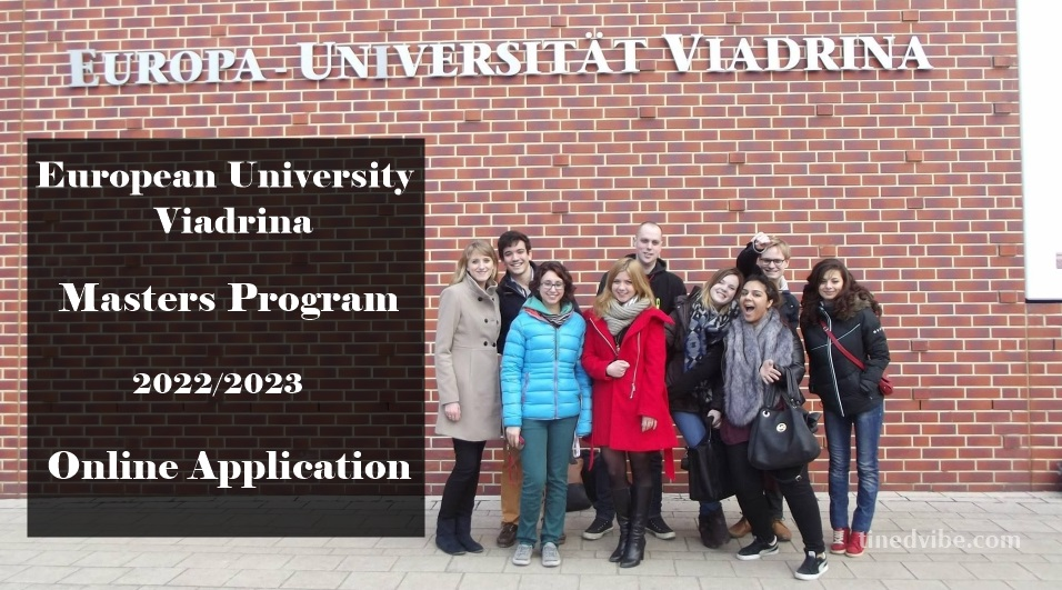 University Viadrina Masters Program 2022