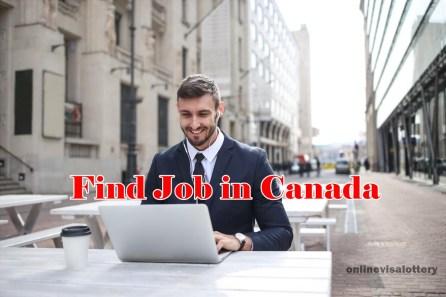job opportunities in canada 2021