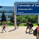 University of Toronto Scholarships 2022 | How do I apply for Scholarships?