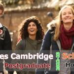 Gates Cambridge Scholarship 2022-23, Postgraduate Admissions – Apply Now