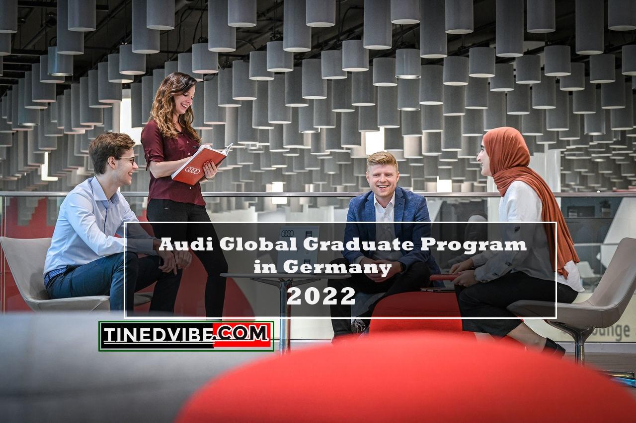 Audi Global Graduate Program 2022
