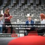 Audi Global Graduate Program in Germany 2022 – How to Apply