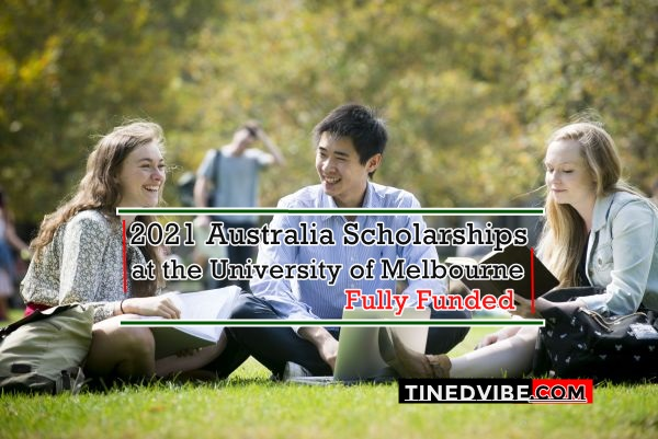 2021 Australia Scholarships