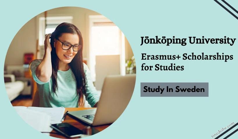 Jönköping University Erasmus+ Scholarships