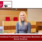 Study at University of South Wales International Foundation Programme Business & Social Sciences 2021