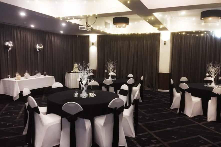 Wynnum Room - Private Function Room - Tingalpa Hotel