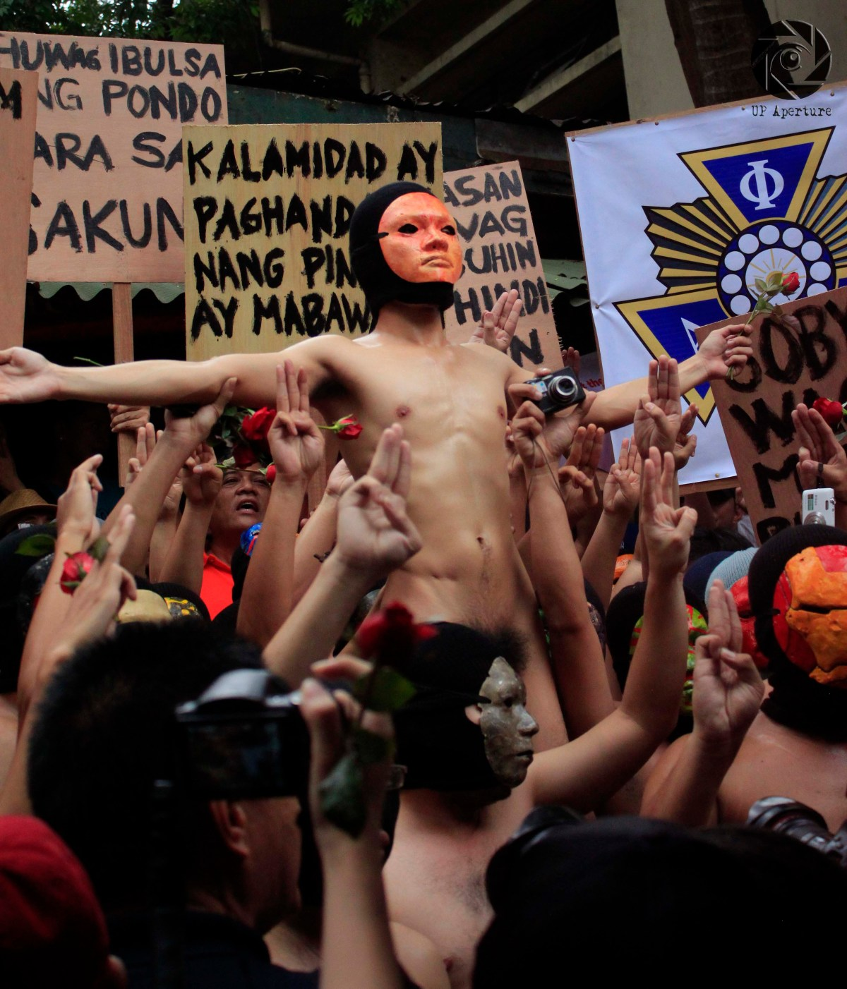 IN FOCUS: Oblation Run calls for disaster awareness