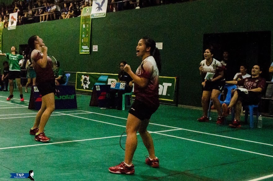 UP remains unscathed in UAAP women's badminton