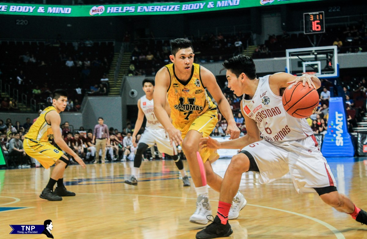UST outguns UP, claims Final Four slot