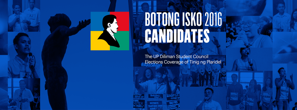 Botong Isko: Five students out of LSG race