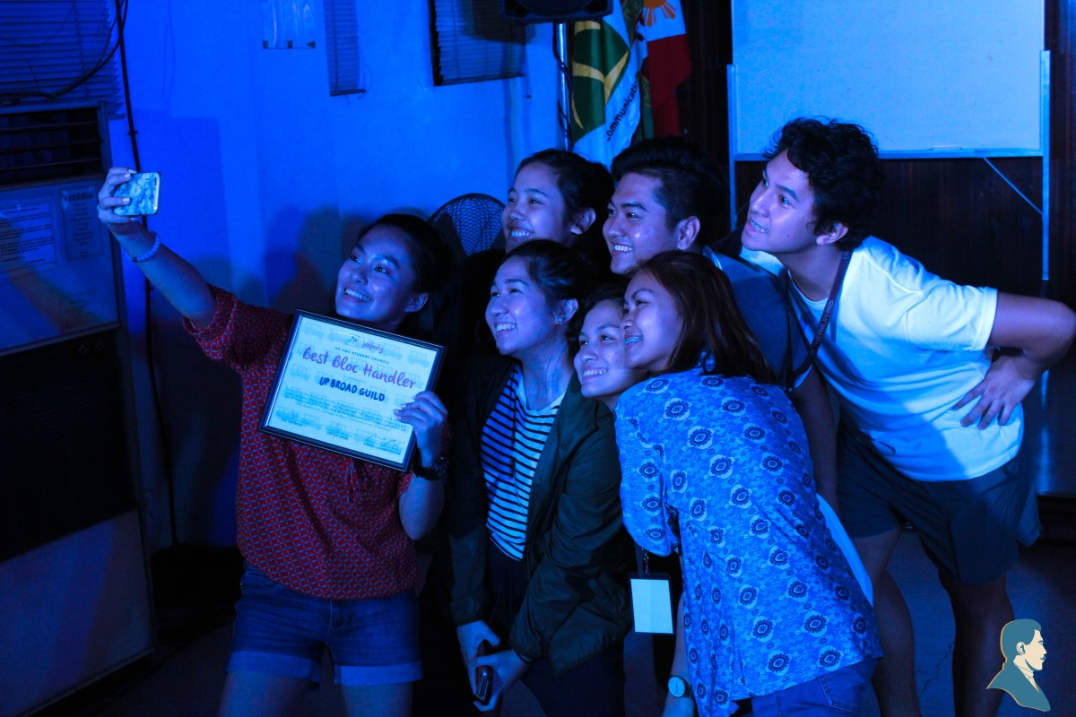 CMC wraps up FST month in culminight, declares freshie council winners