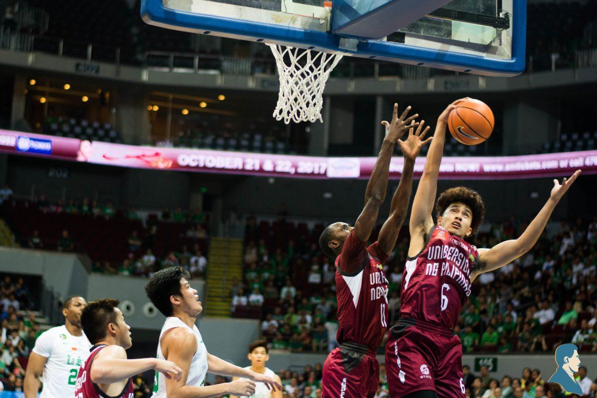 WALANG IMPOSIBLE: UP stuns defending champions DLSU