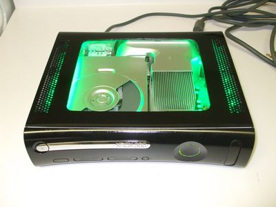 Custom Made Xbox 360 Console Tinker Mods