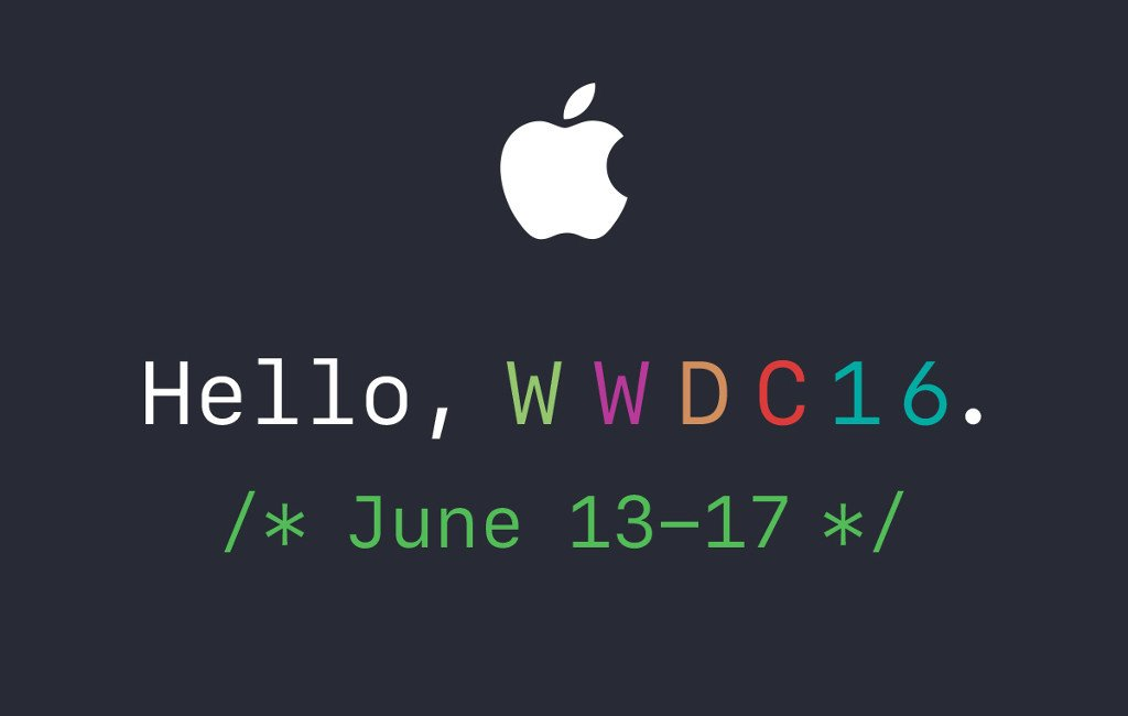 WWDC, el evento de Apple, en 2016