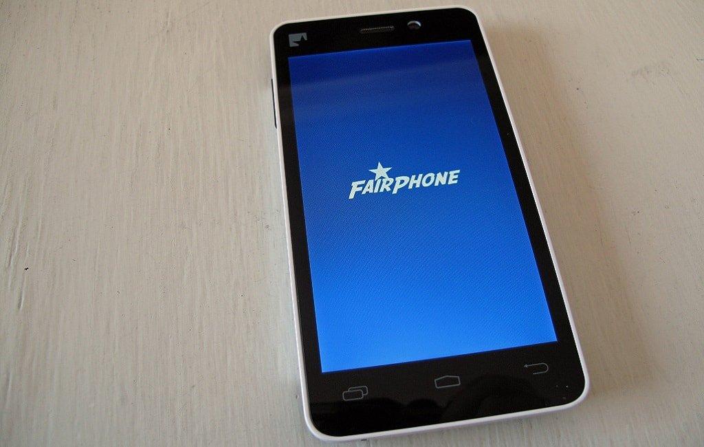 El teléfono Fairphone