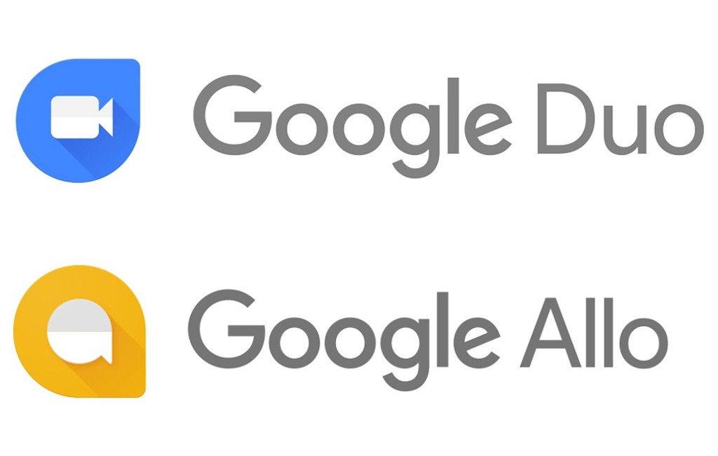 Las aplicaciones de Google: Allo y Duo