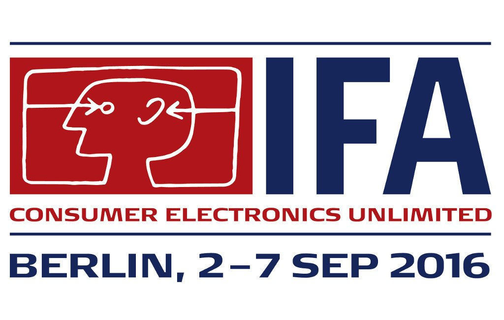 Logo del IFA celebrado en 2016