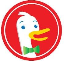 Logo de DuckDuckGo